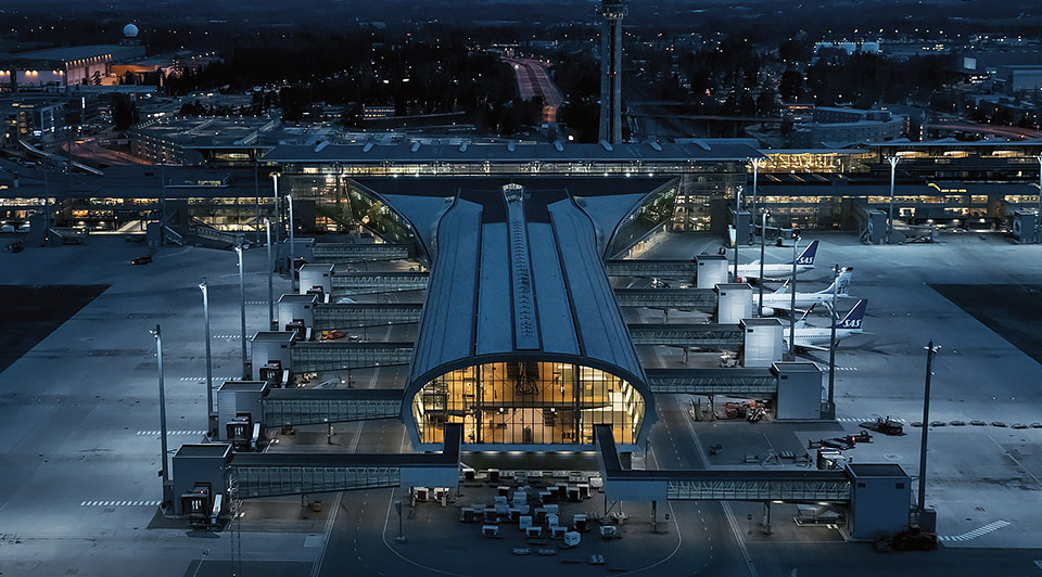 Oslo Airport expansion, North Pier