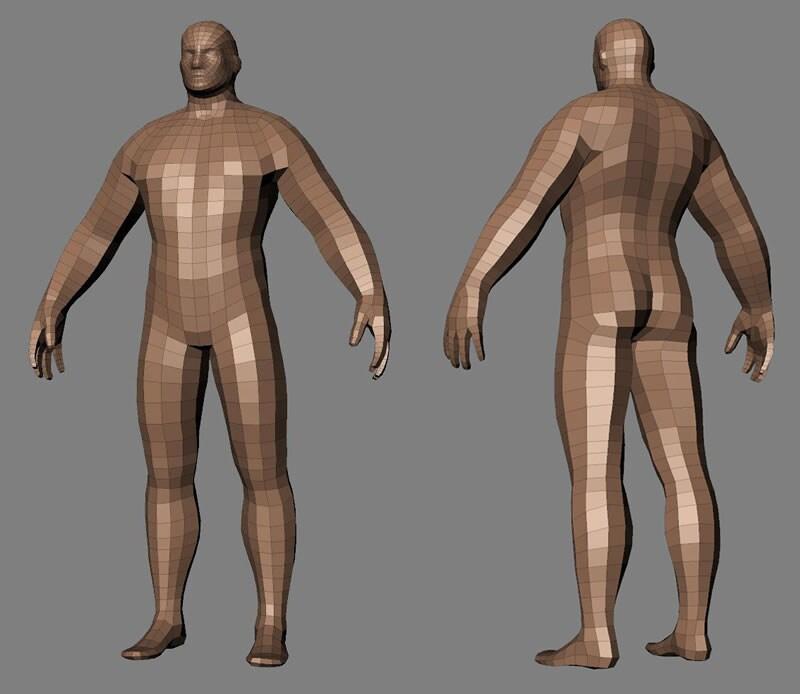 Autodesk Gallery Exhibits 3d Sculpting Challenge