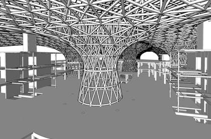 Autodesk The Gallery Masdar Headquarters Positive