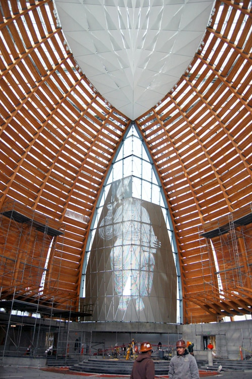 Autodesk The Gallery Cathedral Of Christ The Light