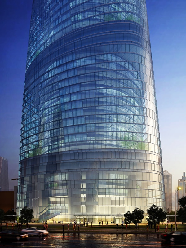Autodesk The Gallery Shanghai Tower