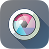 Pixlr-o-matic photo editing tool