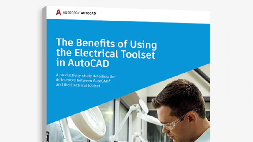 AutoCAD Electrical Toolset Productivity Study
