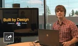 Video: High school robotics competitors teach Inventor