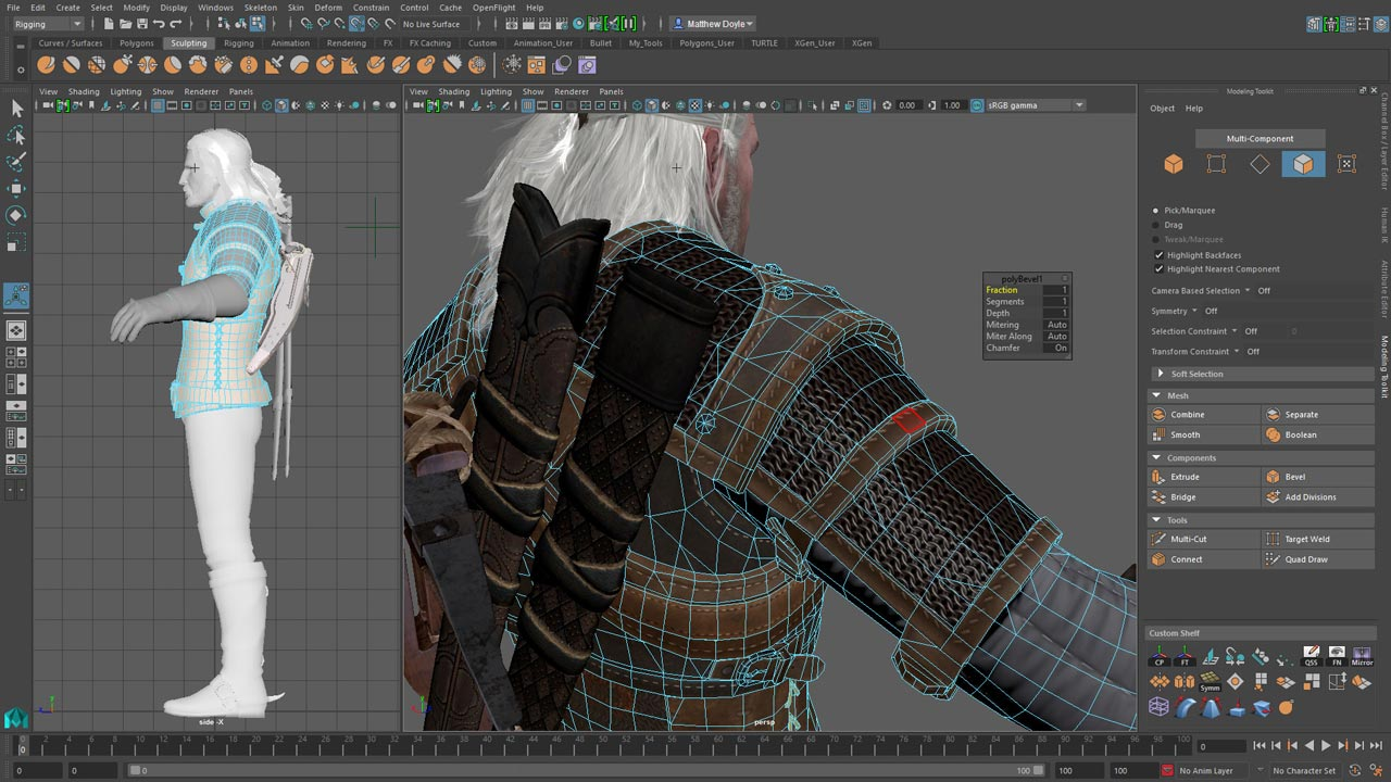 Video Game Design Development Software Resources Autodesk - Game design pictures
