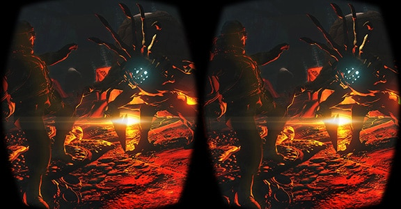 Trends in game design: virtual reality