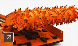Joy Mining Machinery uses Digital Prototyping mining software for mine planning and development