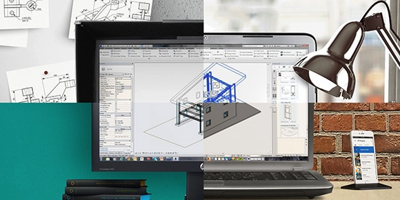 A360 Collaboration for Revit in use