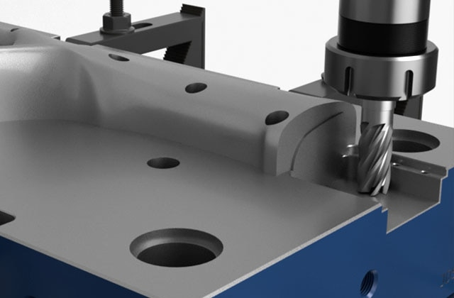 Replacing EDM Manufacturing with CNC Milling for Efficiency