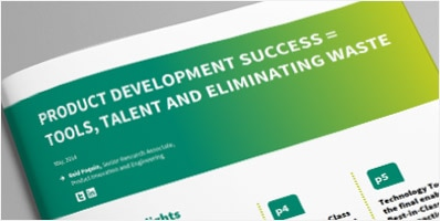What makes a product development company successful for It product development companies
