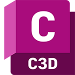 Civil 3D product badge