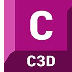 Civil 3D product badge