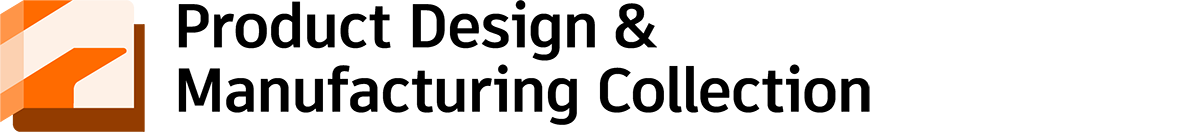 product design & manufacturing collection logo