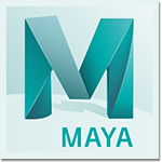 Maya 3D animation, modeling, simulation, and rendering software