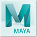 Maya: 3D animation, modelling, simulation, rendering and compositing software