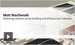 Autodesk BIM Transformation Services customer case studies Mott MacDonal