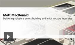 Autodesk BIM Transformation Services customer case studies Mott MacDonal
