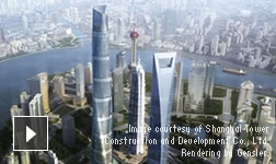 Autodesk BIM Transformation Services customer case studies Shanghai Tower