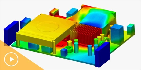 Video: CFD software enables thermal prototyping