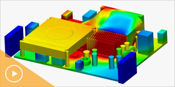Video: CFD software helps you to predict heat transfer within CFD