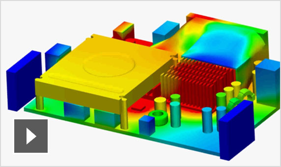 Video: Autodesk CFD predicts thermal heat transfer capabilities