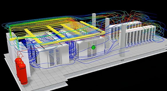 Video: Sudlows uses Autodesk CFD for datacenter cooling design