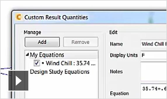 Video: Autodesk CFD enables users to create customized result calculations