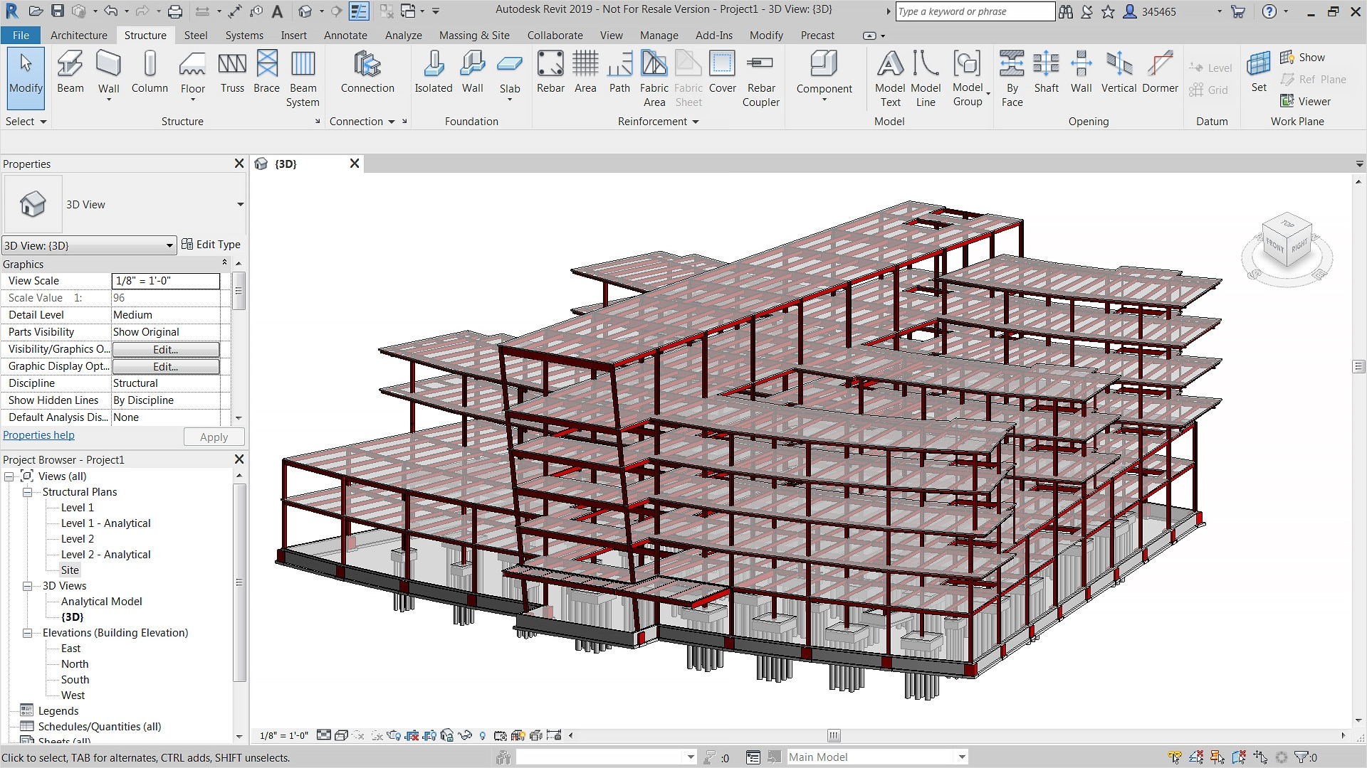 Advance Steel Detailing Software Autodesk Diagram Of The Parts Bridge Needed To Build House Faster Time Fabrication With Model Synchronization