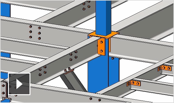 Video: Workflow shows how Revit and Advance Steel work together from design to fabrication