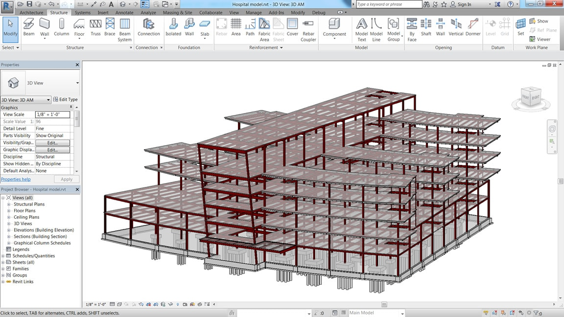 Autodesk Advance Steel Steel Detailing Software Kanisco