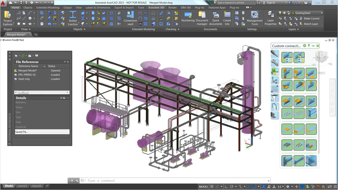 Autocad plant 3d gaming pc komplett for Plante 3d dwg