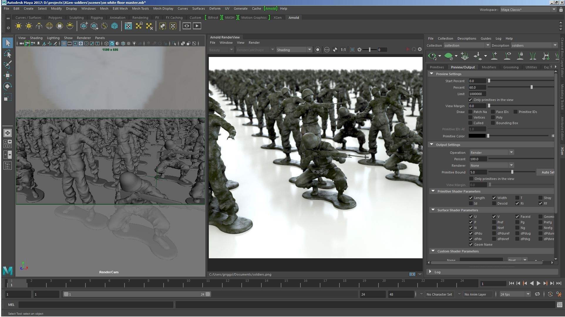 Arnold Global Illumination Rendering Software Autodesk