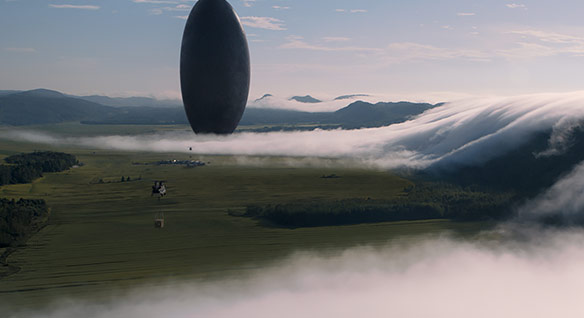 Canadian Production VFX Supe Louis Morin explains how Arrival is like coming full circle