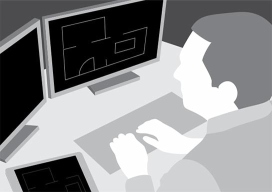 Получавате актуализирани чертежи в AutoCAD
