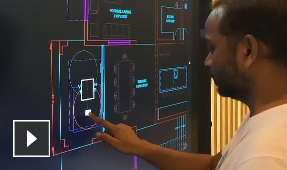 Video: AutoCAD móvil en Microsoft Surface Hub
