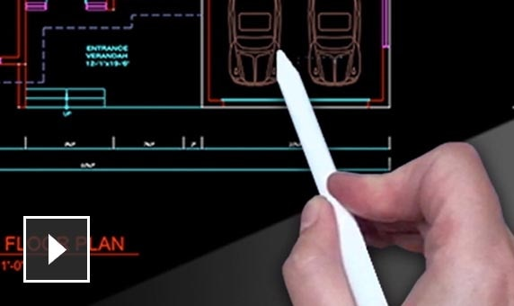 AutoCAD mobile and IPad Pro
