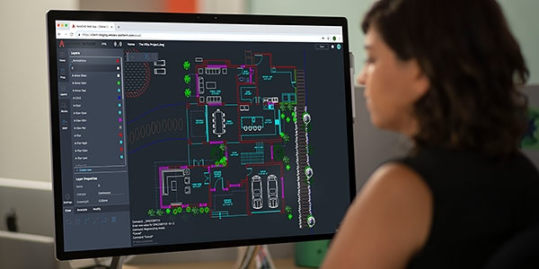 Cohesive AutoCAD experience across desktop, web and mobile
