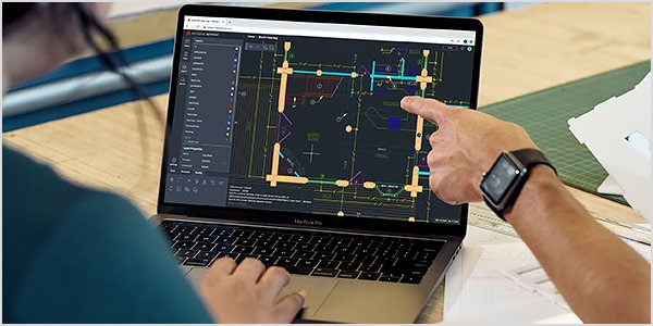 Access AutoCAD on any computer with the AutoCAD web app