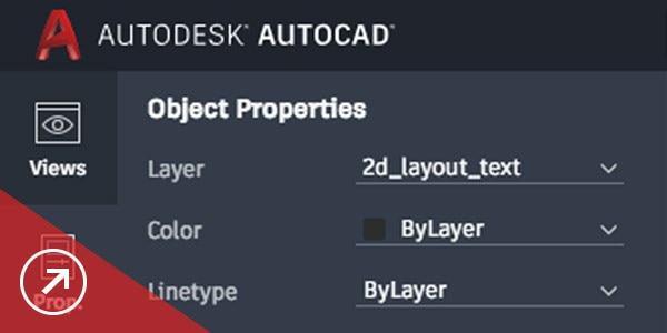 Access tools when you need them in the AutoCAD web app intuitive user interface
