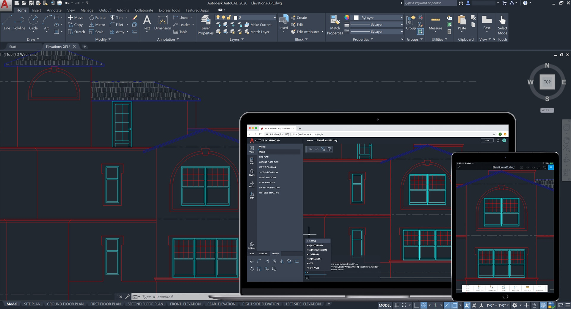 What S New In Autocad 2020 Features Autodesk
