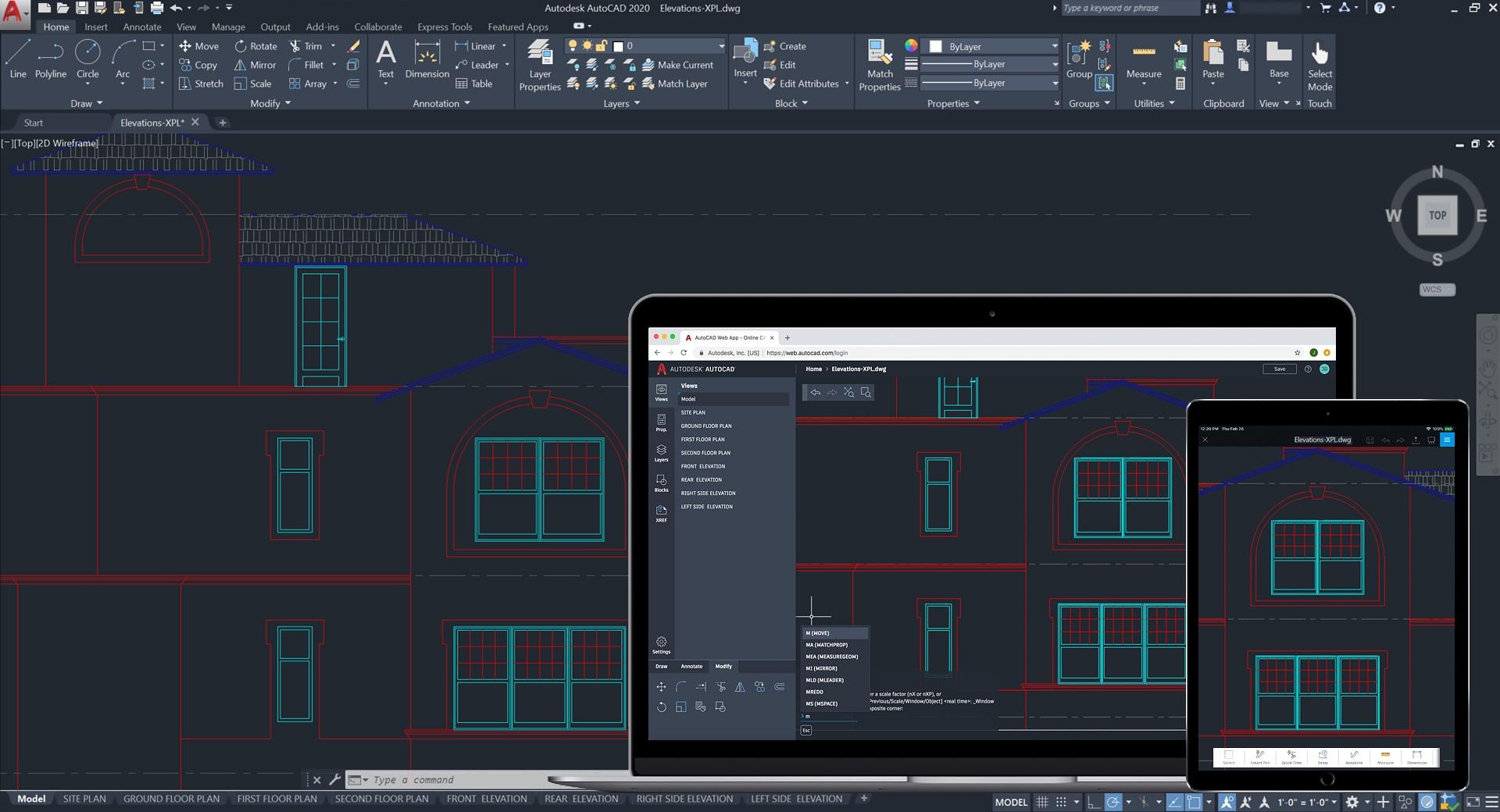 Autocad 2020의 새로운 기능 캐드 기능 Autodesk