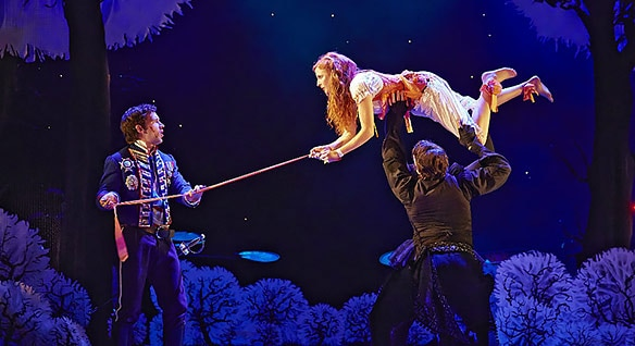 伦敦国家剧院,《轻轻公主》