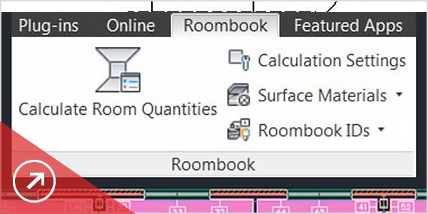 Roombook uses algorithms to detect room surfaces