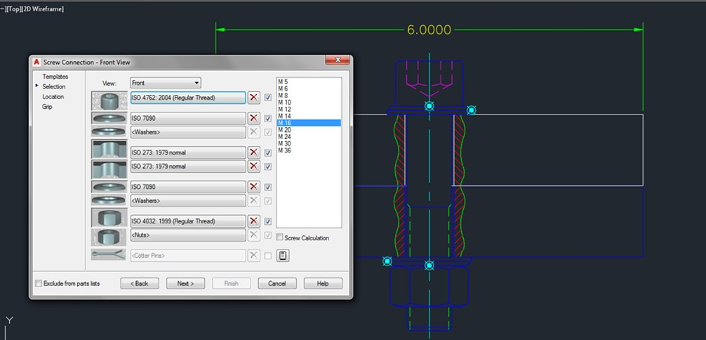 The AutoCAD Mechanical toolset is part of AutoCAD 2019, which includes access to specialised toolsets
