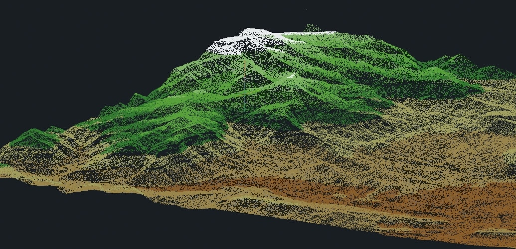 3d Terrain Map Of Uk.Autocad Map 3d Toolset 3d Gis Mapping Software Autodesk