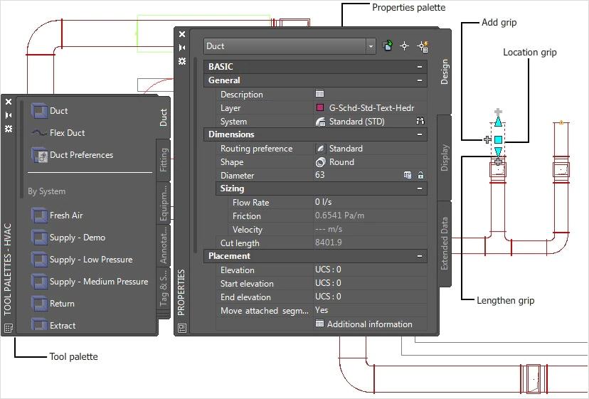 AutoCAD MEP Toolset   MEP Engineering Software   Autodesk