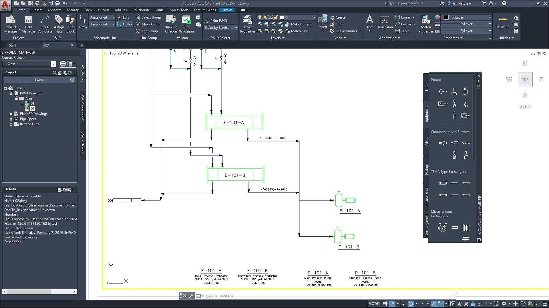 AutoCAD Plant 3D Toolset | 3D Plant Design & Layout Software