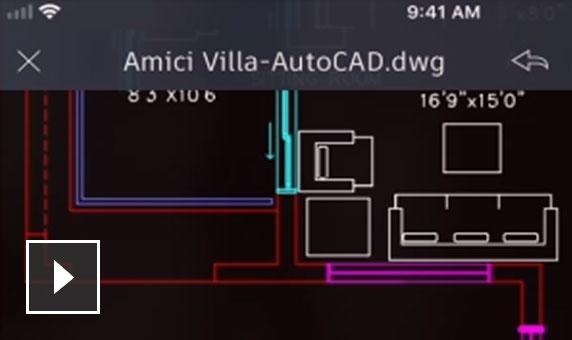 AutoCAD 2022最新增强功能:随时随地使用 AutoCAD