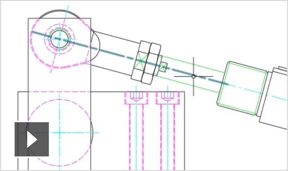 AutoCAD Mechanical 软件工具组合