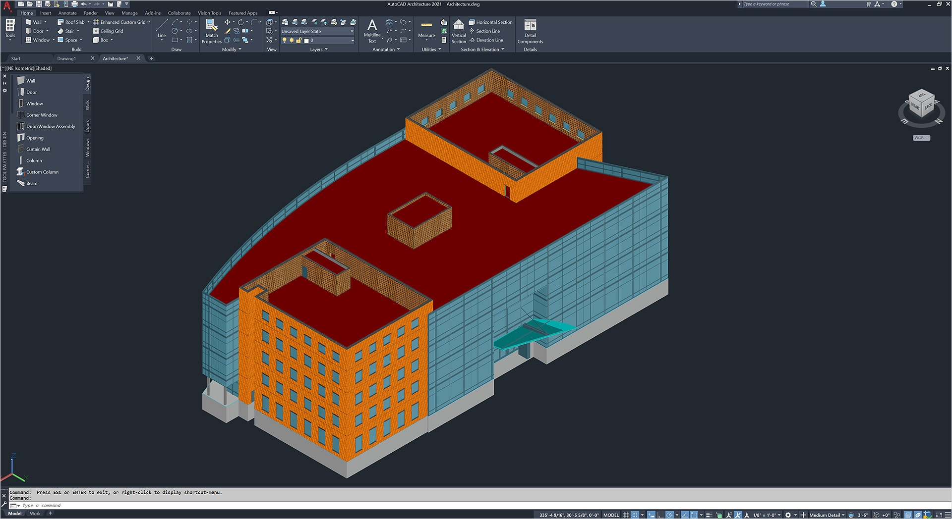 AutoCAD Architecture Toolset | Architectural Design Software | Autodesk